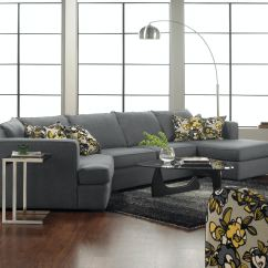 Gray Furniture In Living Room Modern Apartment Ideas Upper Home Furnishings