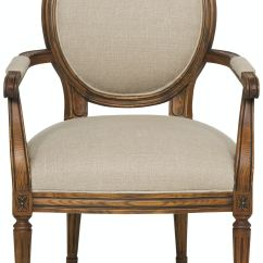 Hickory Chair Louis Xvi Gaming Ottoman Dining Room Arm 3105 11