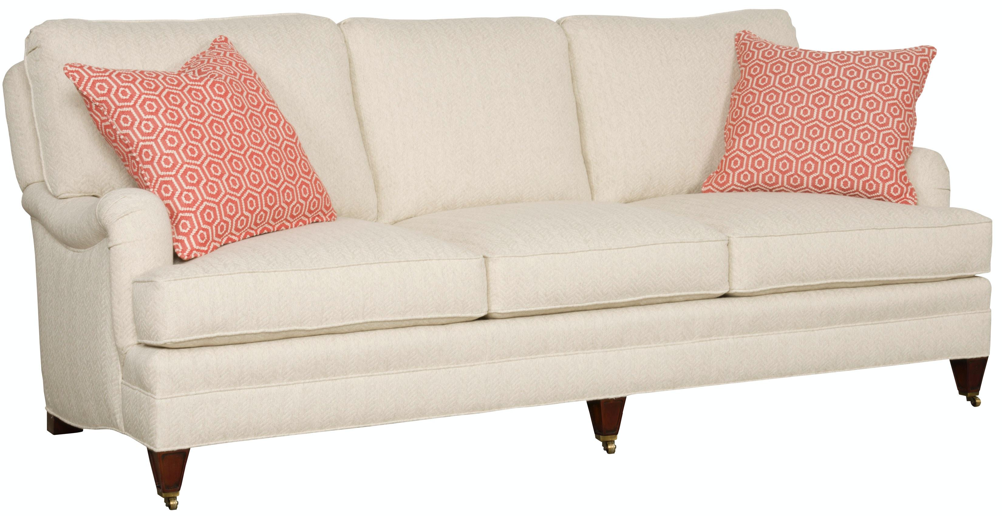 living es sofa click clack beds australia vanguard v295 winslow extended interiors home camp hill