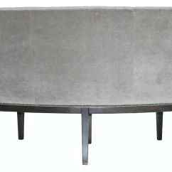 Hickory Chair Banquette Design Photo Vanguard Dining Room Alton W715 Bq