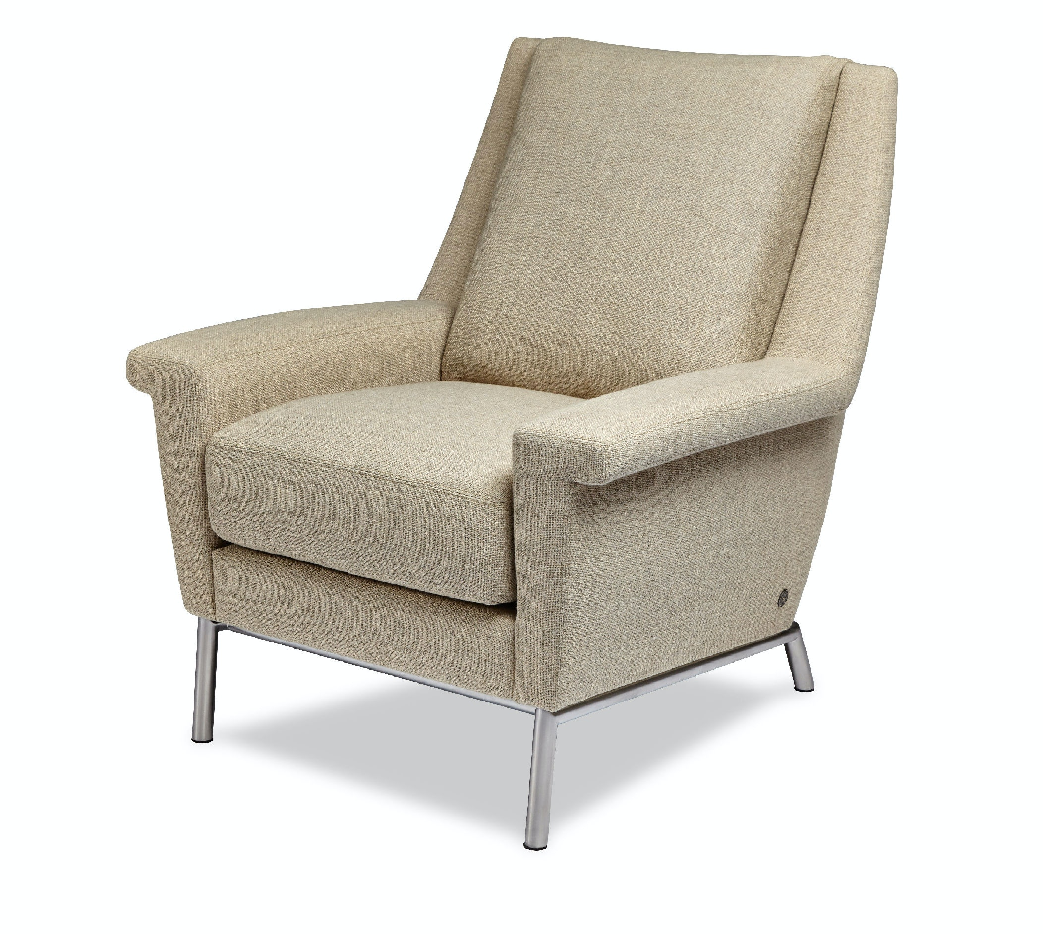 thomasville leather chair curved corner american living room hrv chr st urban interiors at