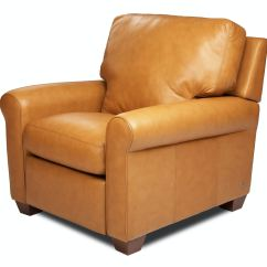 American Leather Chairs And Recliners Lazyboy Chair Accessories Living Room Recliner Svy Rec St
