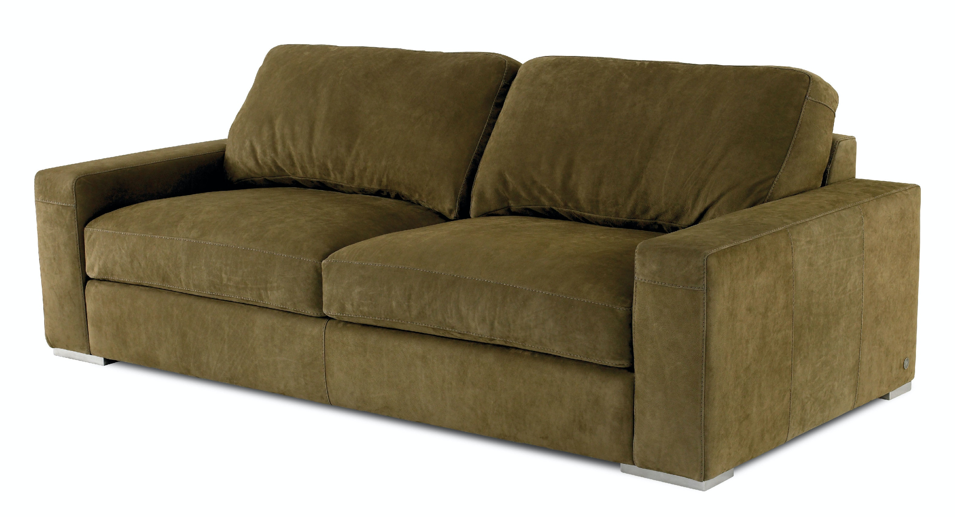 leather sectional sofa sacramento sam moore recliner american living room two cushion wst so2 st