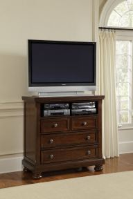 Vaughan Bassett Furniture Company Bedroom Triple Dresser