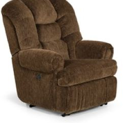 Big Mans Chair Stool For Office Stanton Furniture Living Room Power Reclining 83453p At Barron S Home Furnishings