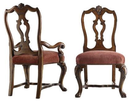 henredon chairs dining room burlap chair sashes canada torino arm 4400 27 mccreerys