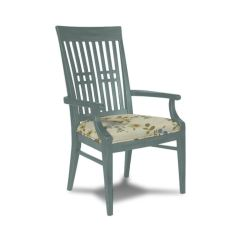 Drexel Heritage Chairs Redo Kitchen Table And Dining Room Slat Back Arm Chair 925 720