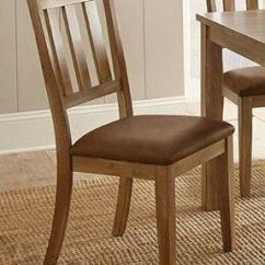 Steve Silver Dining Chairs High Heel Storage Chair Room Ander Side Ad450s Feceras Furniture At Mattress