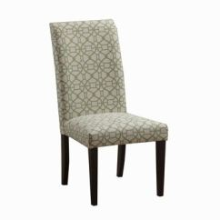 Parson Chairs Cheap Wayfair Parsons Chair Powell Furniture Dining Room Green 14d2023gr