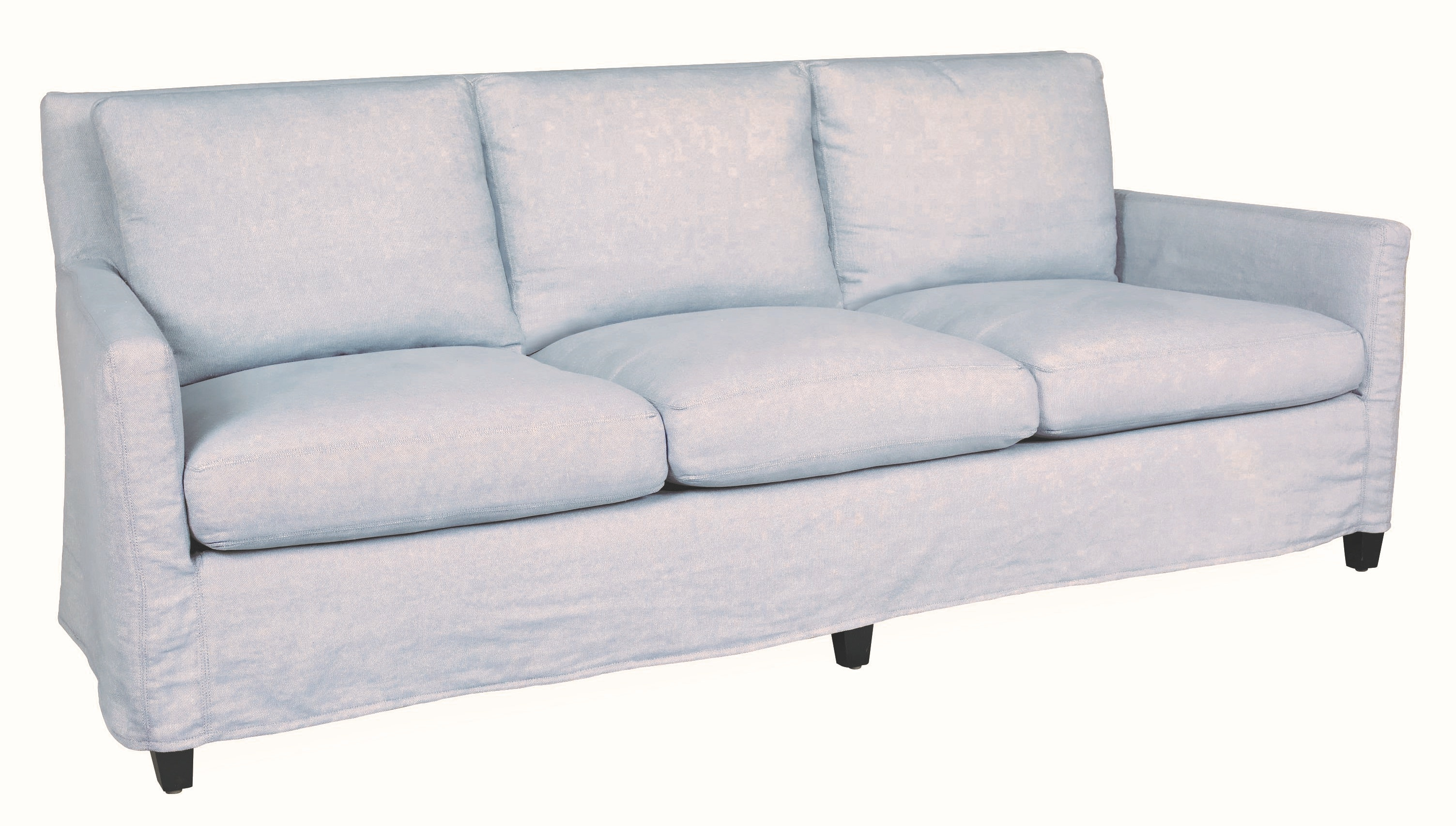 lee industries leather sofa ashley living room slipcovered ls1296
