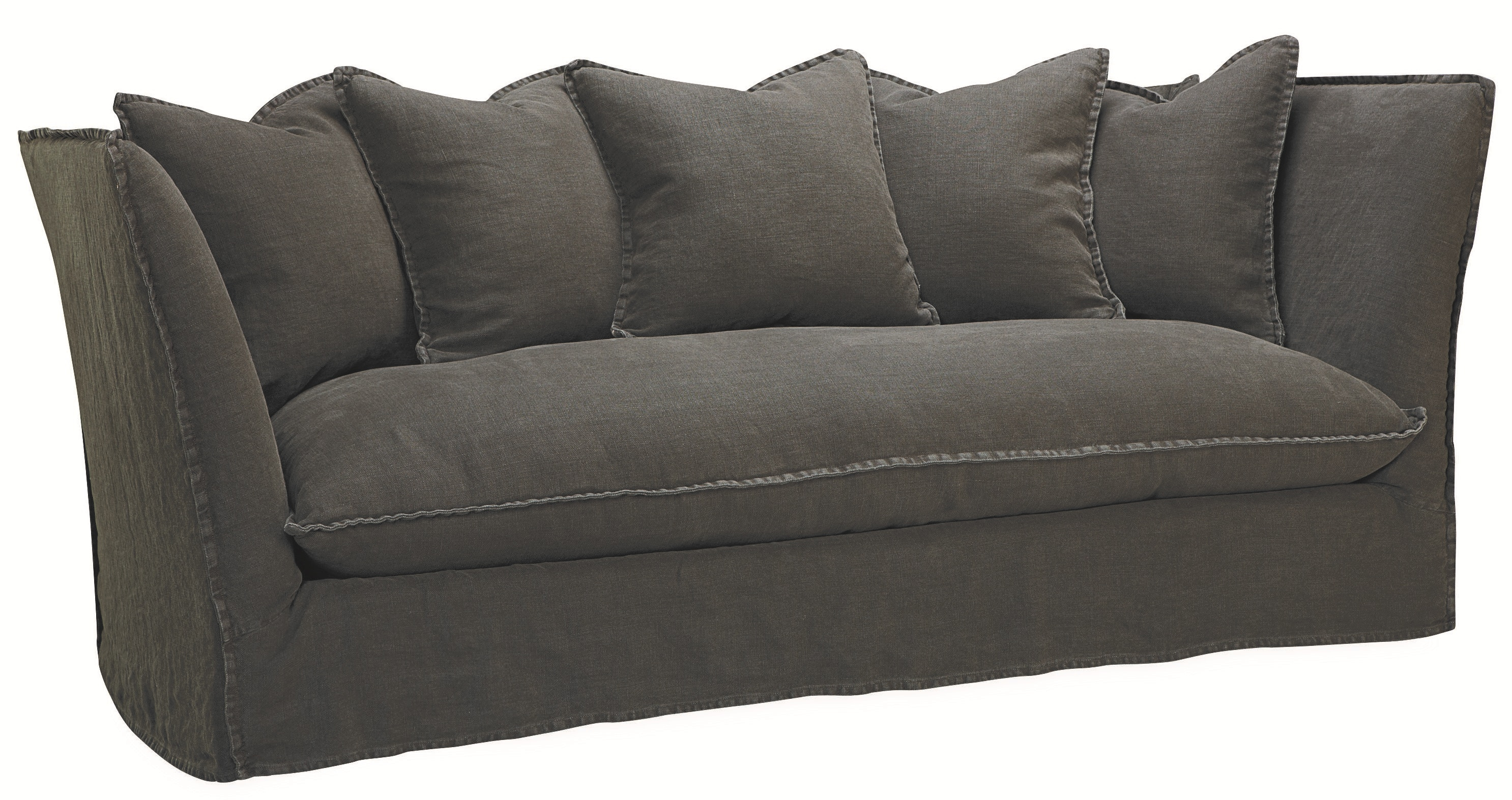 lee industries sofa prices sectional leather covers living room slipcovered c3977 03