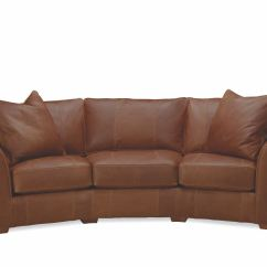 Lee Industries Leather Sofa Scs Fabric Sofas Lois Living Room Wedge L7117 33