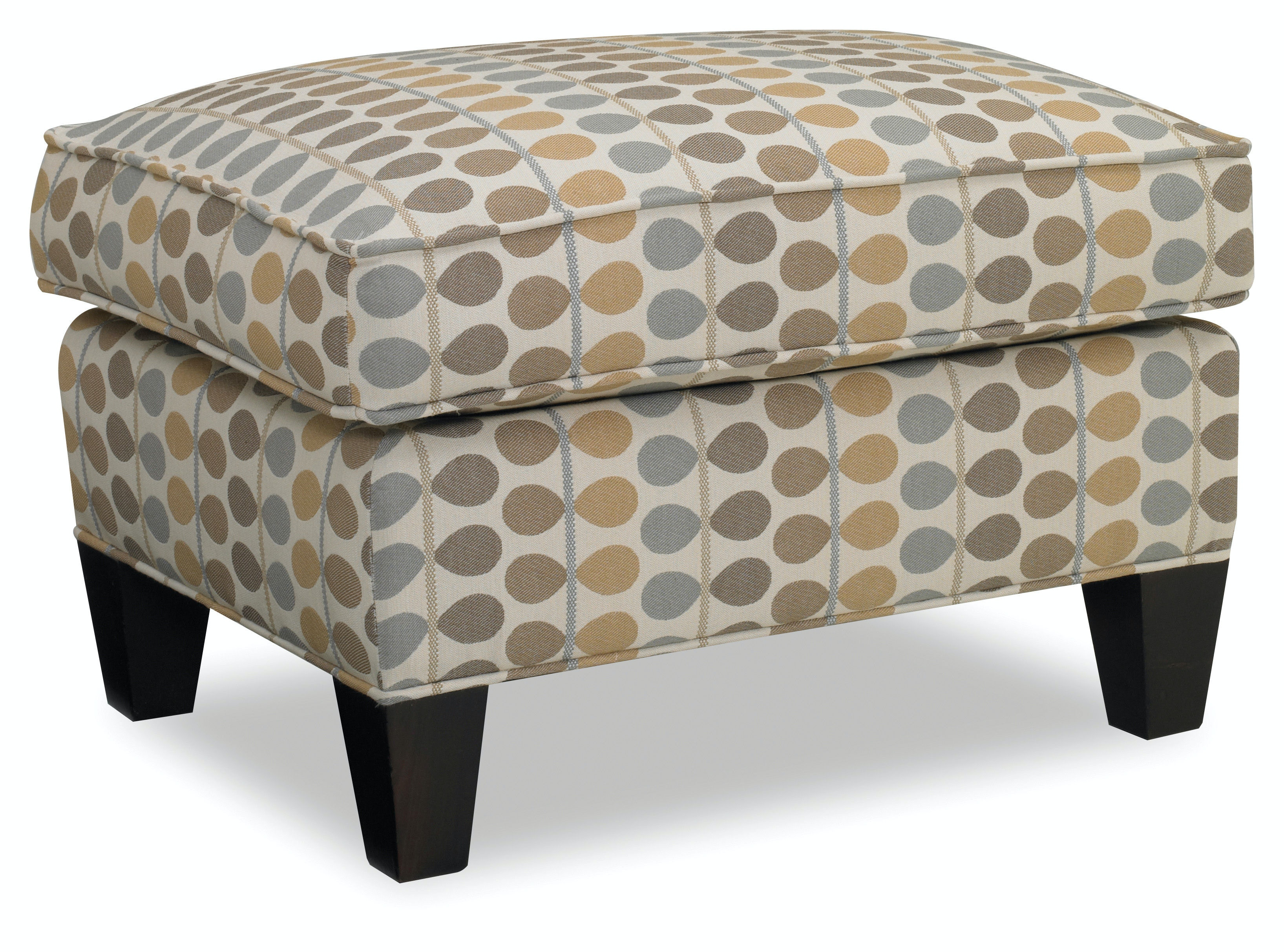 urban sofa gallery lucite acrylic table sam moore living room ottoman 1061 hamilton leather at