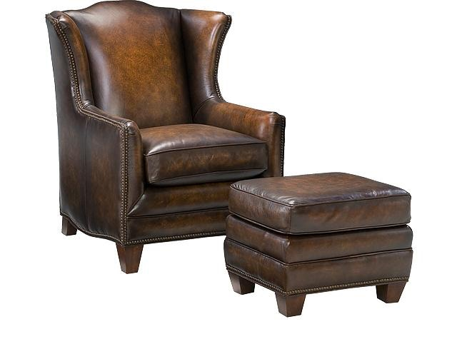 King Chairs King Hickory Living Room Athens Chair 0771 L Hickory