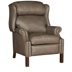 King Hickory Chair High Cushions Living Room Washington Recliner 107 Rd
