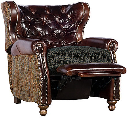 Chair King San Antonio King Hickory Living Room Hamilton Recliner 177 Lfr Louis