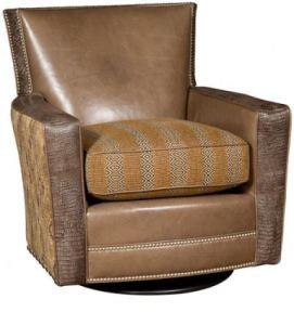 King Hickory Living Room Hampton Swivel Glide Chair 311SL