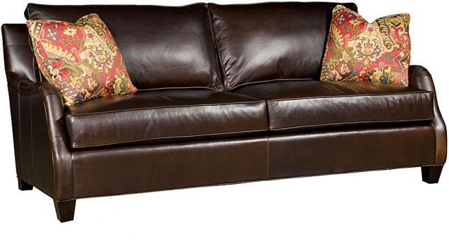 hickory chair leather couch stool walmart king living room santa cruz sofa 3200 l