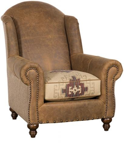 King Chairs King Hickory Gunnison Chair 341 Lf