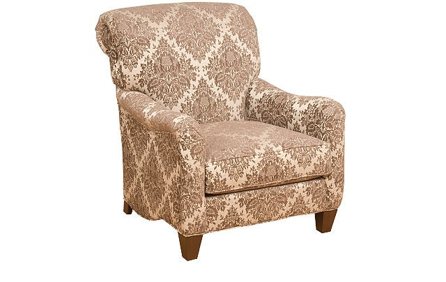 king hickory chair leather zero gravity living room glenda 351