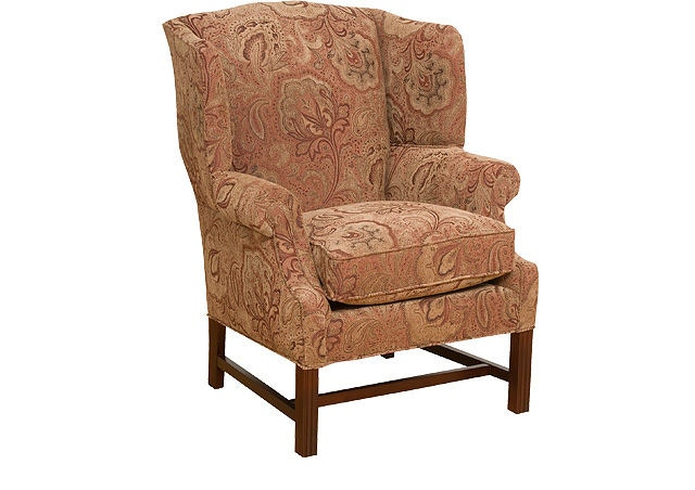king hickory chair orthopedic desk living room traditions 411 bennington