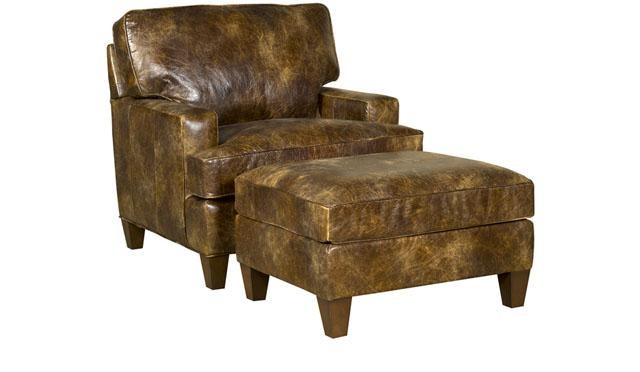leather possibilities track arm sofa green sofas king hickory living room chatham ottoman with