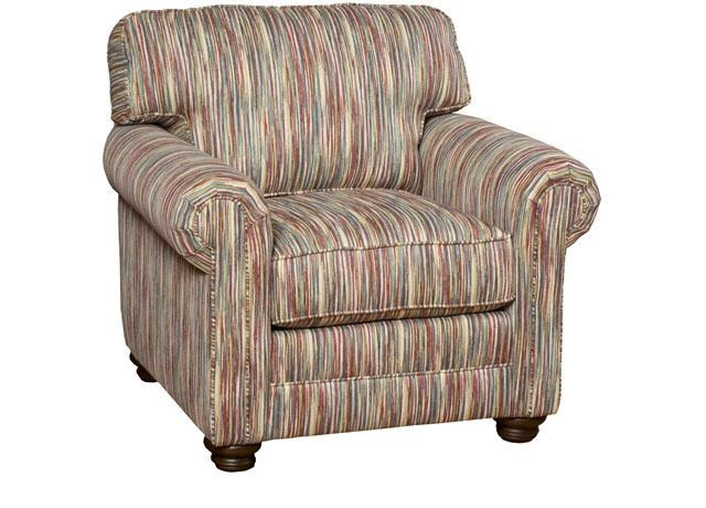 bentley sofa by king hickory bristol vs nottingham sofascore living room fabric chair with panel ...