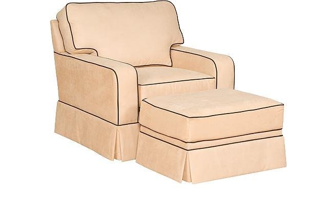 leather possibilities track arm sofa childs king hickory living room bentley swivel chair with