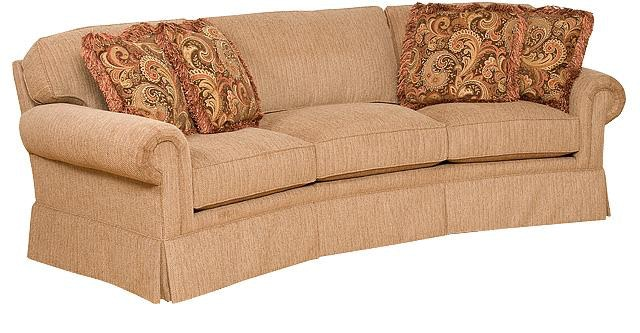 bentley sofa by king hickory ligne roset prices living room fabric conversation
