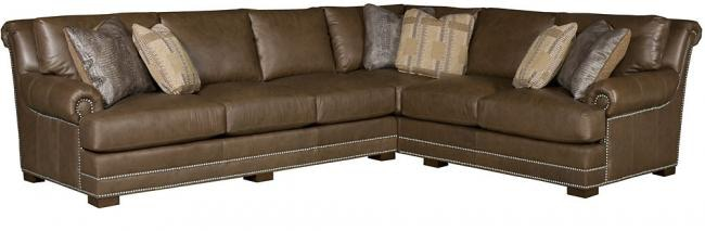 bentley sofa by king hickory bed ottoman australia living room sectional 4652 sect