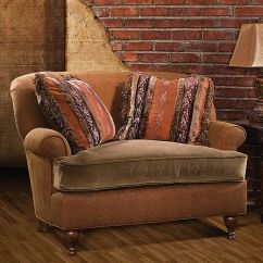 King Hickory Chair Breezi Accessories Living Room Cuddle And A Half 5101