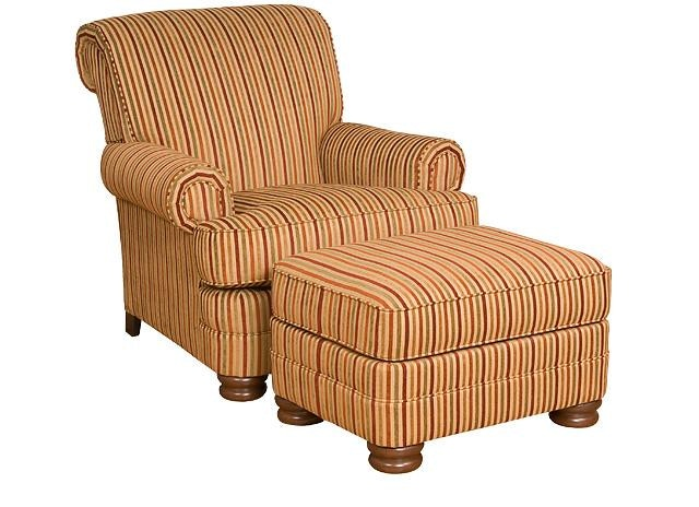 King Hickory Living Room Monica Chair 741  Louis Shanks