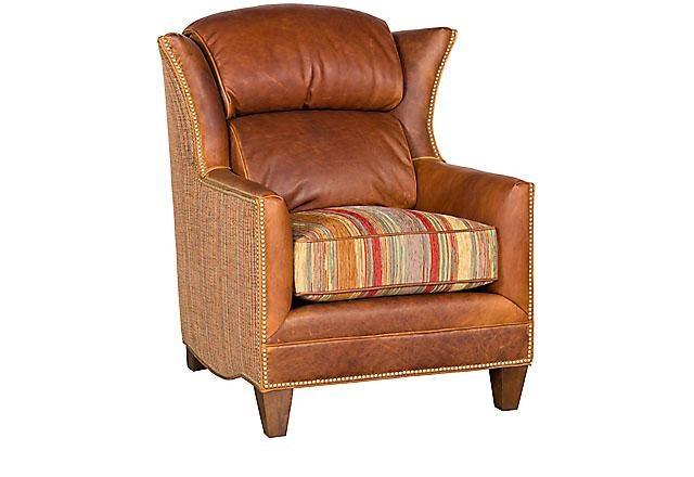 King Hickory Living Room Santorini Chair 761LF  Louis