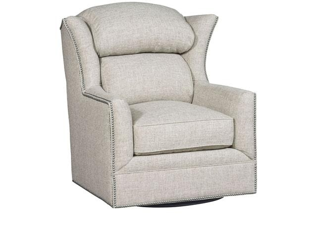 swivel chair king living covers and linens hickory room santorini 761 s louis shanks