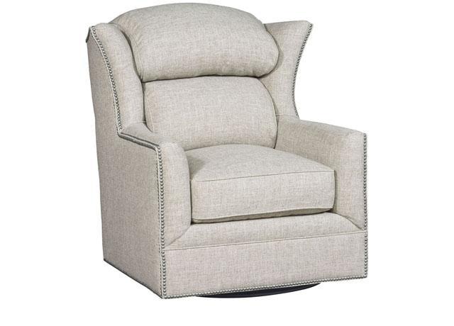King Hickory Living Room Santorini Swivel Chair 761S