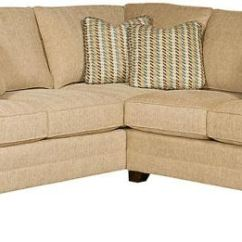 King Hickory Sofa Winston Flex Steel Table Fabric Sectional 7400 Sect