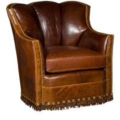 Swivel Chair King Living White Farmhouse Chairs Hickory Room Pecos Glide 851 Sl