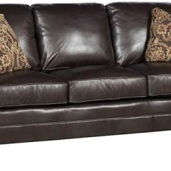 Hickory Chair Leather Couch Beach Chairs San Diego King Living Room Candice Sofa 8600 L