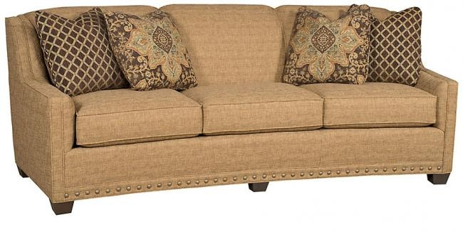 crescent sofa leather does big lots have sleeper sofas king hickory living room hillsdale 9335 b