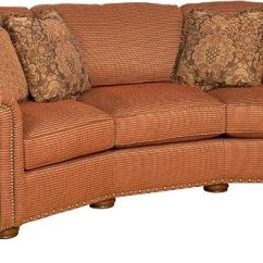 Hickory Chair Leather Couch X Rocker Ii Wireless Video Game King Ricardo Fabric Conversation Sofa 9965