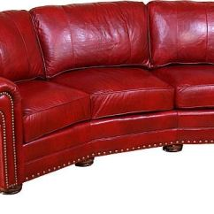 Hickory Chair Leather Couch Wholesale Pedicure Chairs King Living Room Ricardo Conversation Sofa
