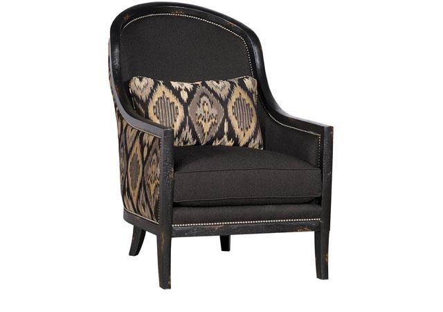 King Hickory Living Room Kirkland Chair W421LF  Louis