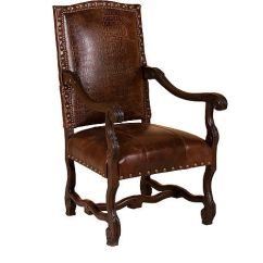 King Furniture Dining Chairs Green Chair 2005 Trailer Hickory Room William W 991 L Lauters