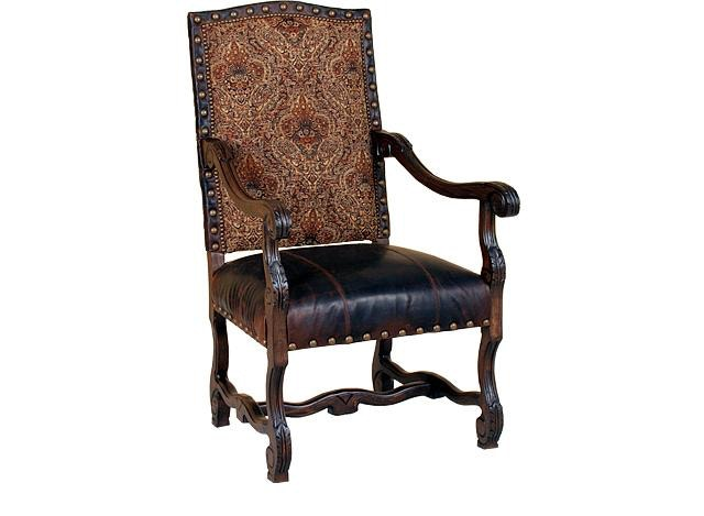 Chair King San Antonio King Hickory Living Room William Chair W 991 Lf Louis