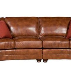 King Hickory Sofa Winston Direct Living Room Leather Sectional 7400