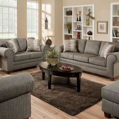 American Furniture Living Room Sectionals Beige And Purple Manufacturing Sofa Wendell S 3753 5750