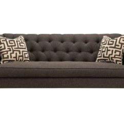 Southern Furniture Hudson Sofa Brown Sofas With Cushions Camby Bench Seat Sofa-2 Tps Wes25261