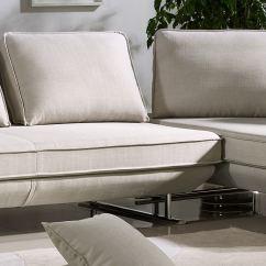 Diamond Sofa Dolce Leather Sofas Set Living Room 2pc Lounge Seating