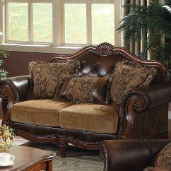 Living Room Loveseats 4 Chair Design Aaron S Fine Furniture Altamonte Springs Fl 05496 Dreena Loveseat