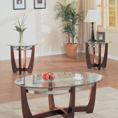 3 Piece Table Set For Living Room French Chairs Acme Furniture Coffee And End 07806